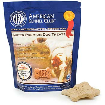 American Kennel Club All Natural Biscuits for Large Breed Dogs