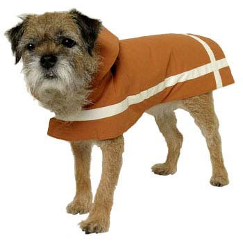 Canine Styles Reflective Oil Slicker