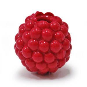 Orbee Raspberry Dog Toy